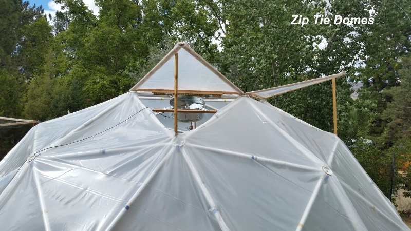 Bill Lamerdin Customer Reviews Of Our 3v 3 8 Geodesic