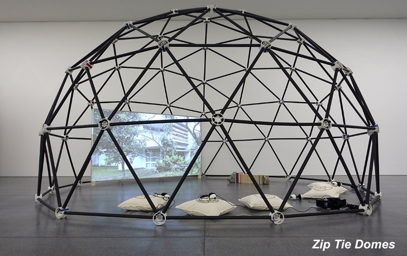 Christoph Draeger Customer Review Of Our Geodesic Dome