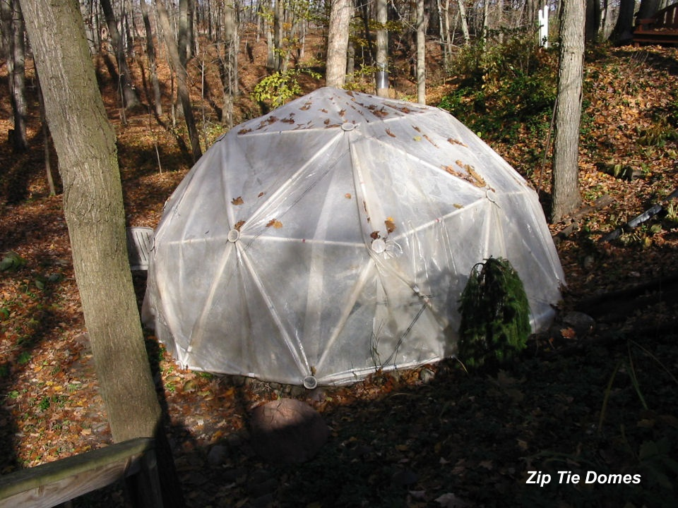 Dale Stalter Customer Reviews Of Our Geodesic Greenhouse