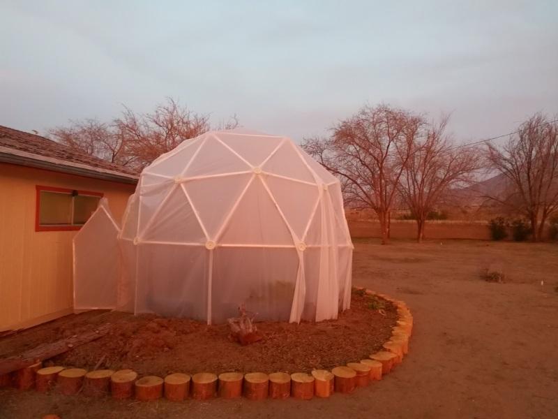 Dome Greenhouse Kit