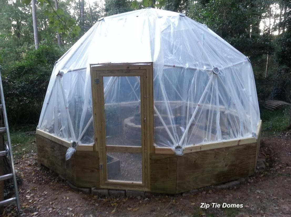 Nathan Byrd Customer Review Of Our Geodesic Dome