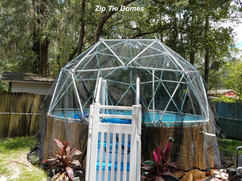 Customer Review - 2v Standard Geodesic Dome \'Hubs Only\' Kit