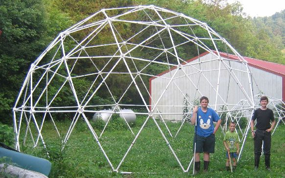 About Our Patented Geodesic Dome Hubs - Frequently Asked Questions ...