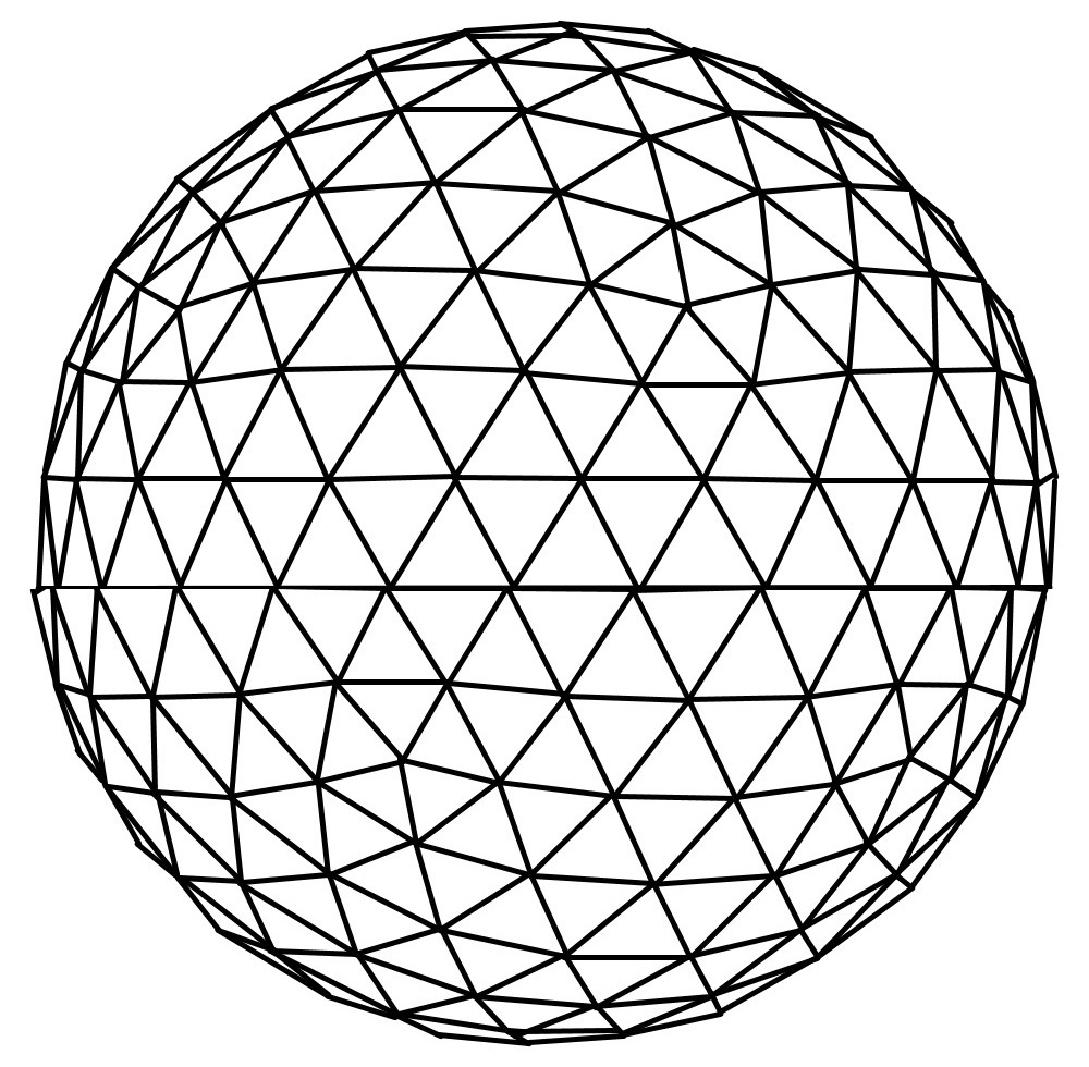 Index Of Geodesic Dome Calculators For Zip Tie Domes